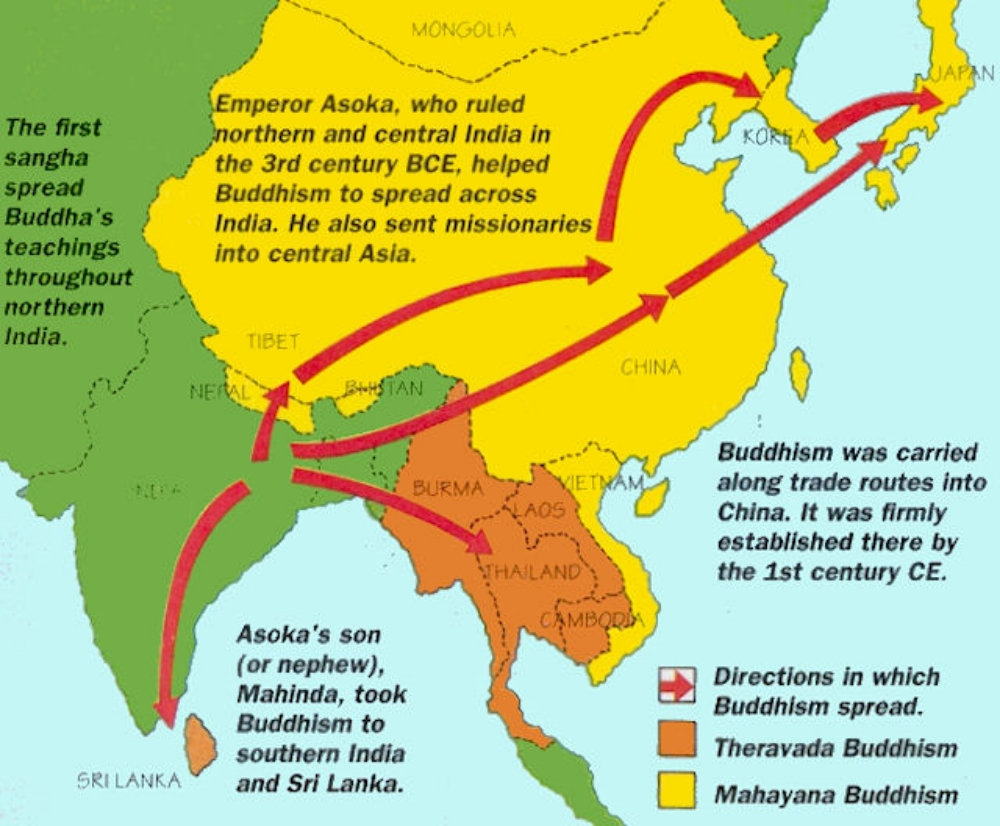 Period 2 600 bce to 600 ce mr g ahs budhism mapg sciox Image collections