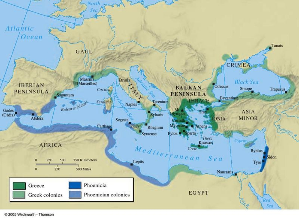 An introduction to the history of pericles