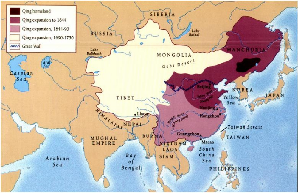 Manchu Empire Freemanpedia