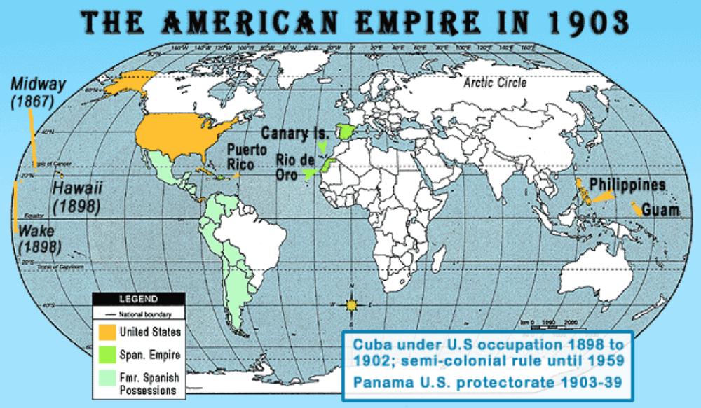 American Empire — Freemanpedia