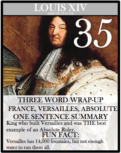 an analysis of the idiotic ruler louis xvi of france The weak leadership france had king louis xvi was a weak leader main causes of the french revolution: and frankly idiotic rulers in the history of france.