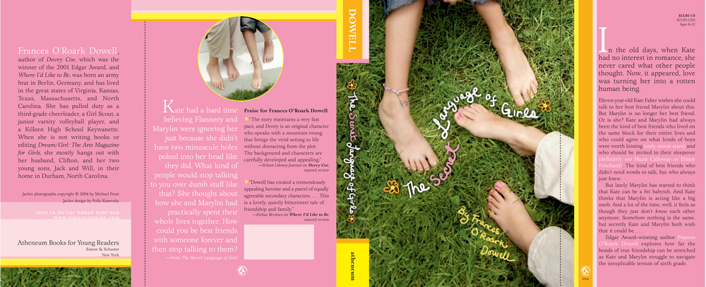 Secret Language of Girls.Simon & Schuster.Novel Jacket.jpg