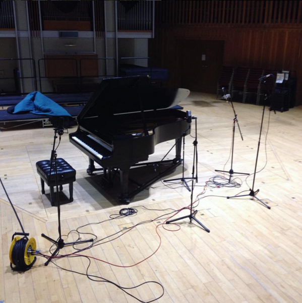 Steinway at the Lyons Concert hall