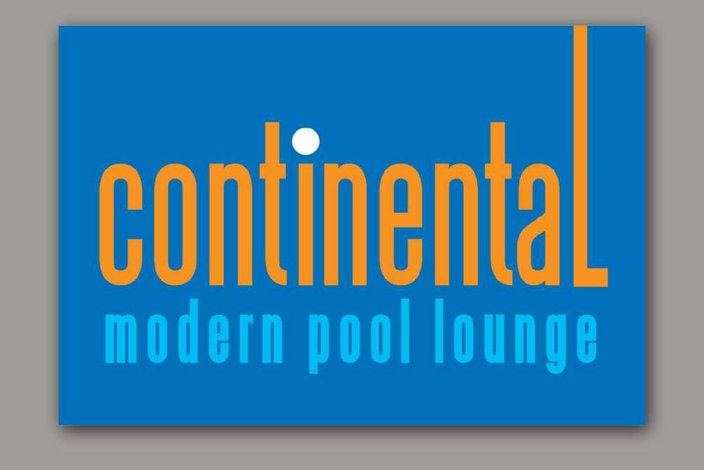 Continental Modern Pool Lounge