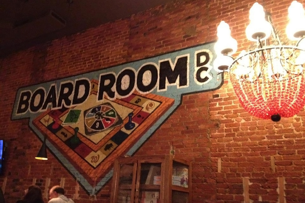 The Board Room!
