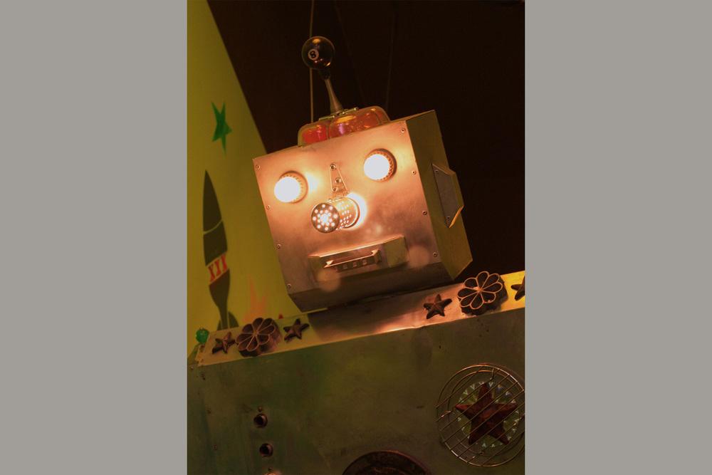 Entrance Robot