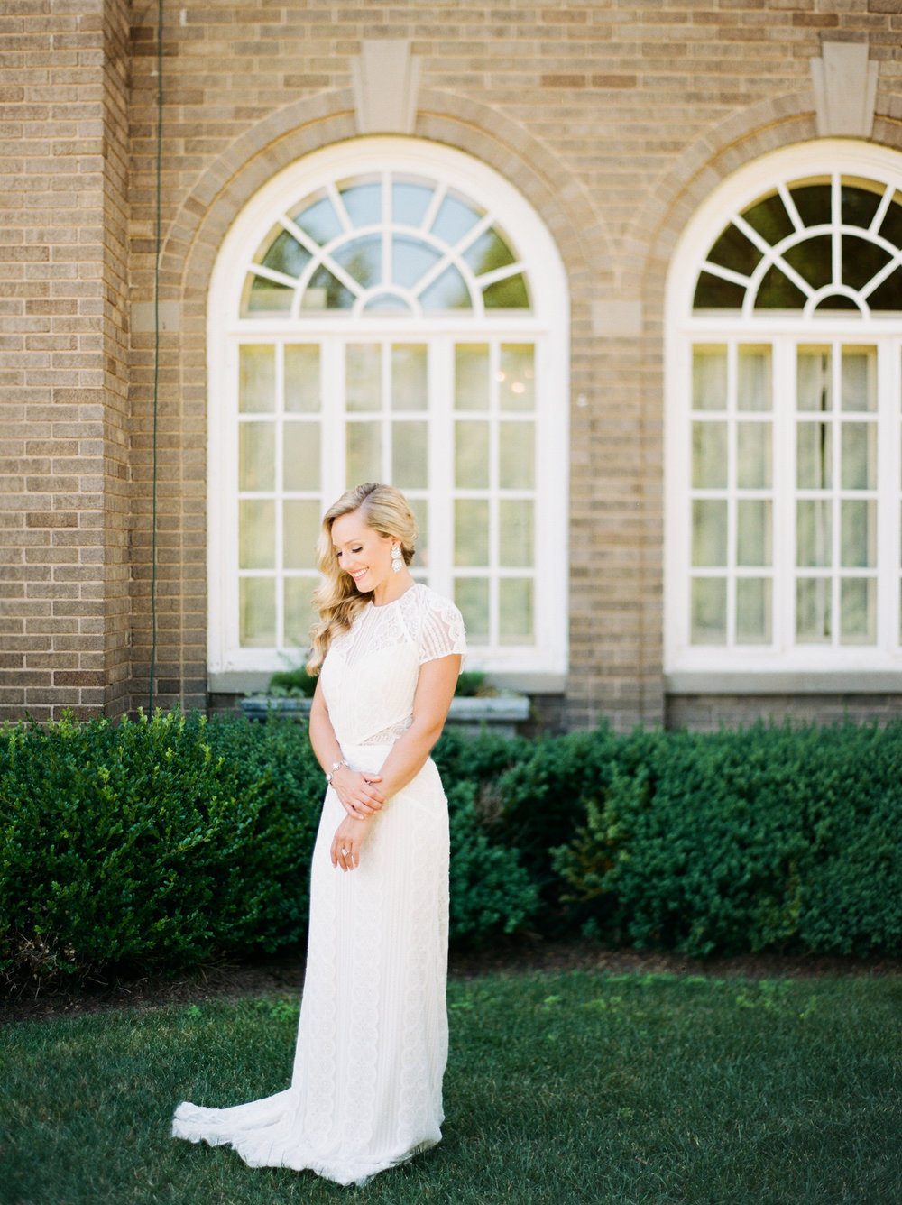 West Michigan Bride Married at Felt Mansion