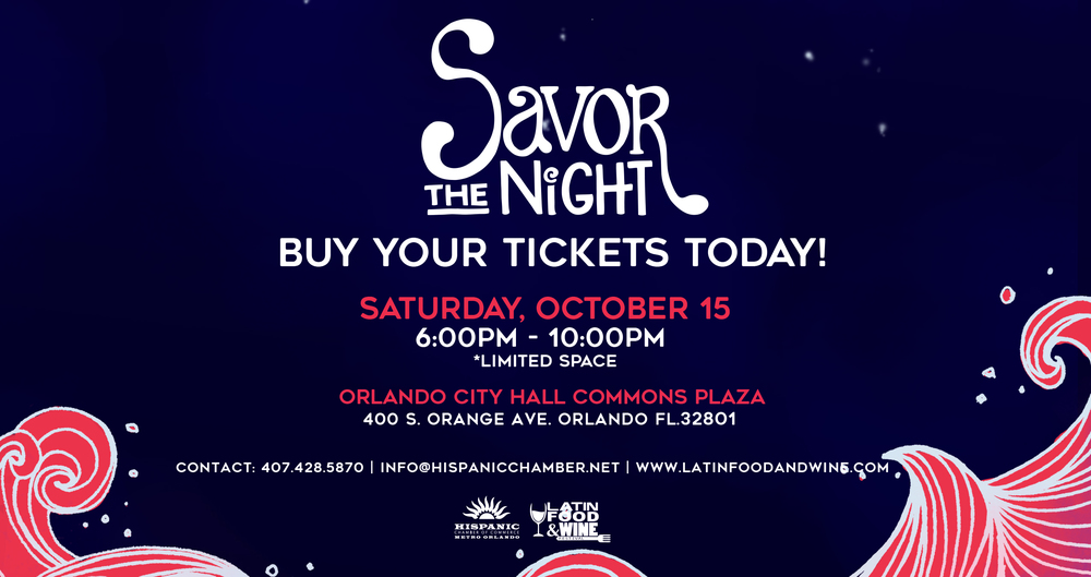 Savor The Night
