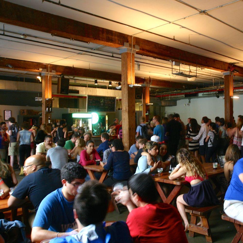 Beer Hall