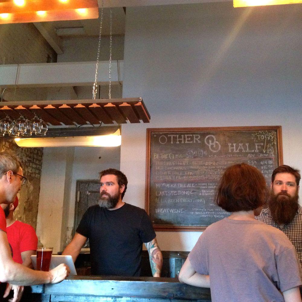 Bearded Bartenders