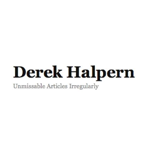 Derek Halpern
