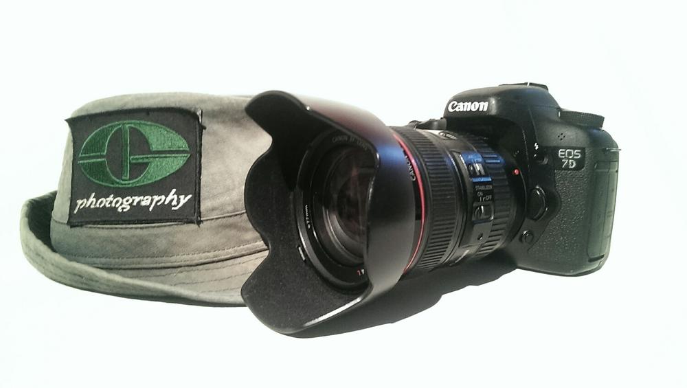 7D+24-105 f/4 L IS USM