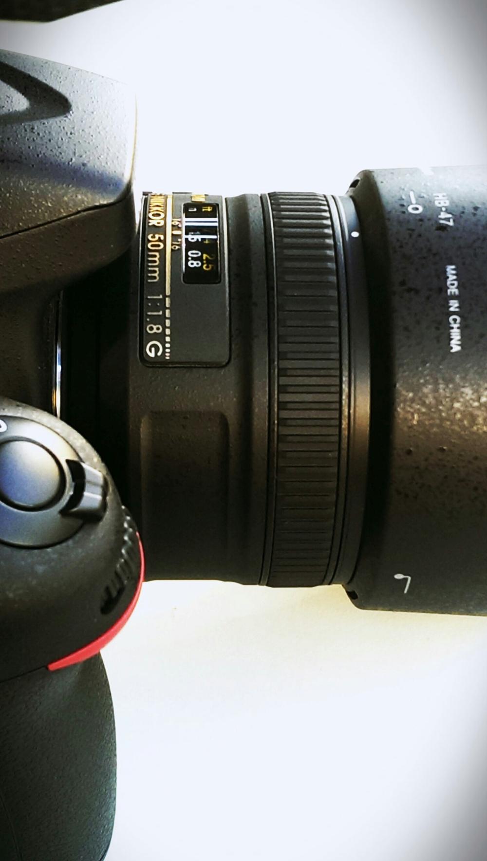 D7100+AF-S 50mm f/1.8G