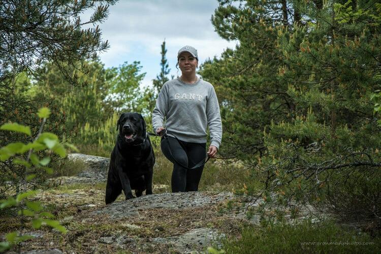 Heidi ja Dart