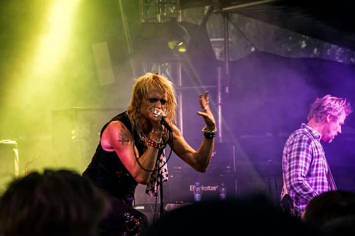 #motorockfest #michaelmonroe #nastysuicide #rock #legenda #upeeta