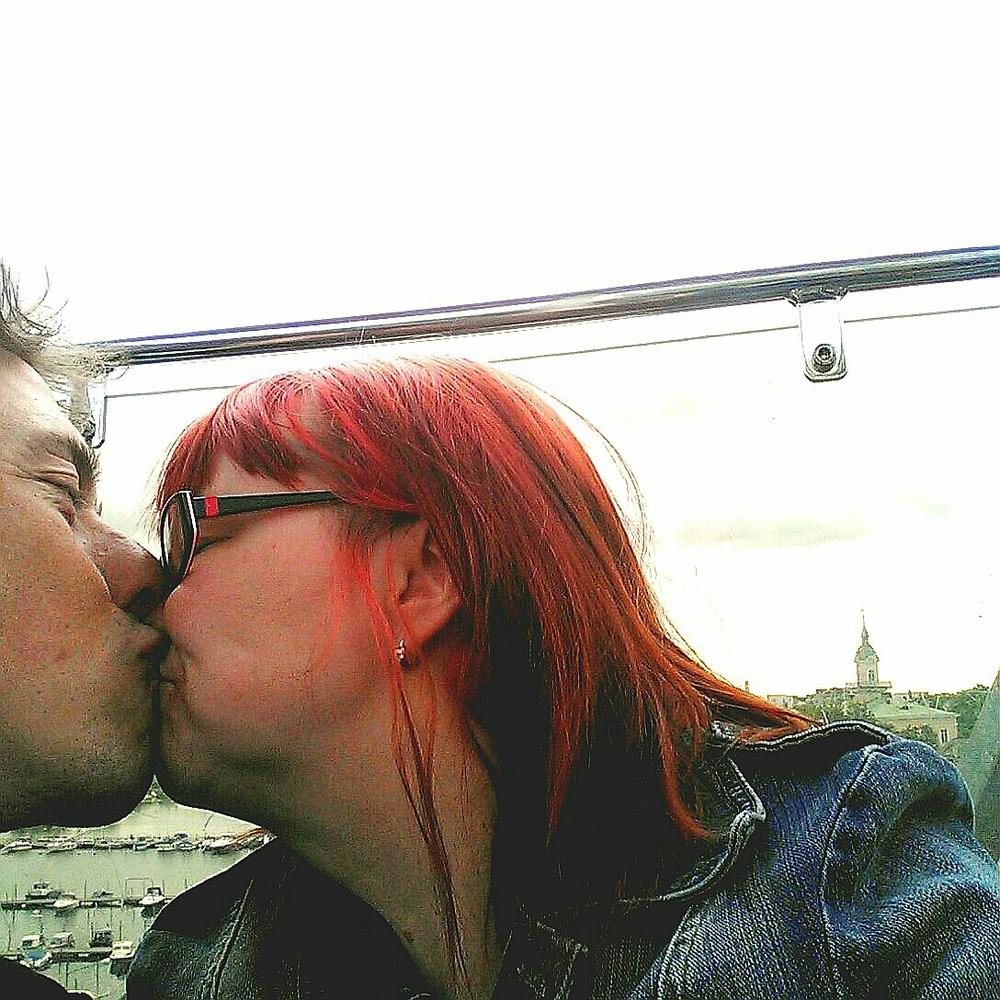 #maailmanpyörä #rakkaus #suukko #vaimo #maisema #porijazz
