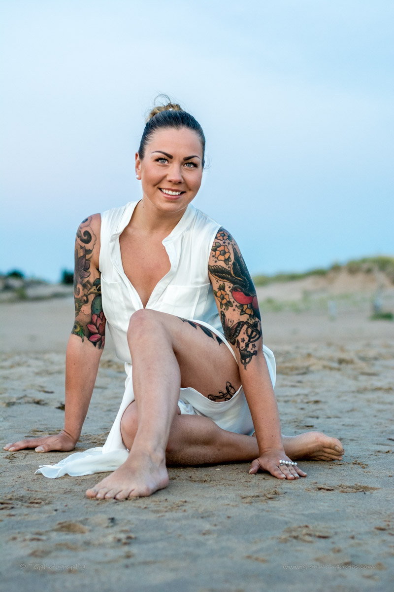 Heidi @Yyteri
