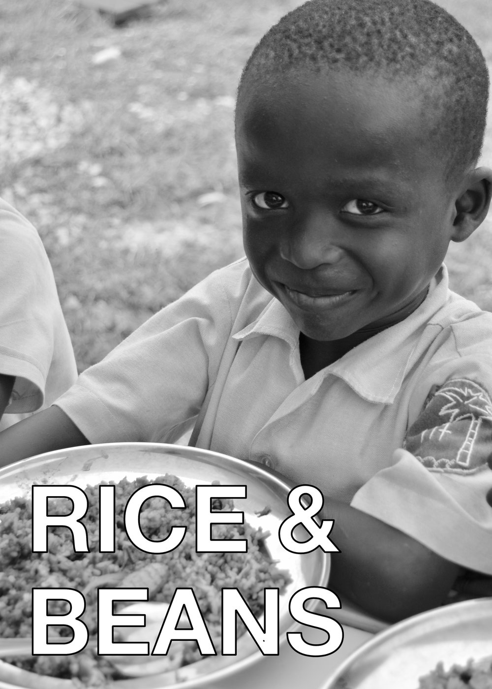 Rice and beans are widely—and cheaply—available in Haiti, which means they're a staple of the Haitian diet. In the United States, we have hundreds of cuisine options readily available. Remind yourself of this simple luxury by getting a taste of Haitian life and living on nothing but rice, beans, and a sauce of your choosing for 5–7 days.
