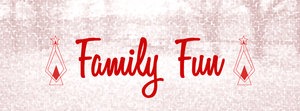 Participate in family focused activities such as ornament making, tree decorating, lantern building, and much more!