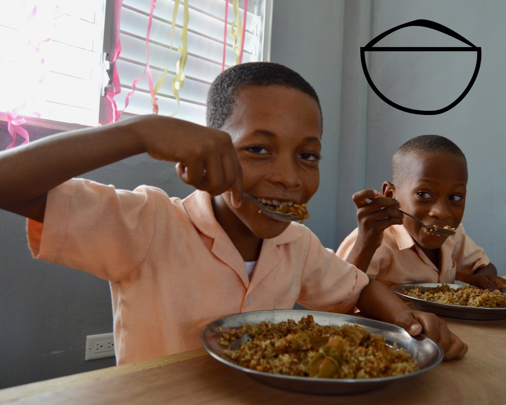 Rice and Beans Team   Rice and beans are widely and cheaply available in Haiti, which means they're a staple of the Haitian diet. Spaghetti is also a breakfast staple—just ask any of our serving teams!  5 challengers took action and raised $8,000.