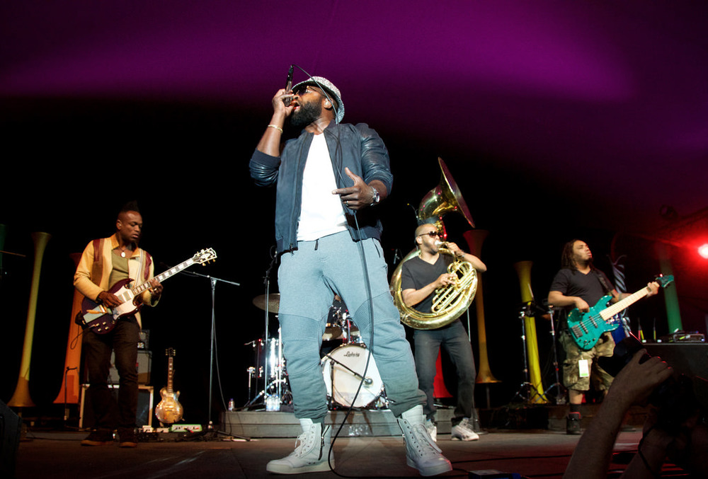 The Roots - Ottawa Jazz Festival 6-20-2015