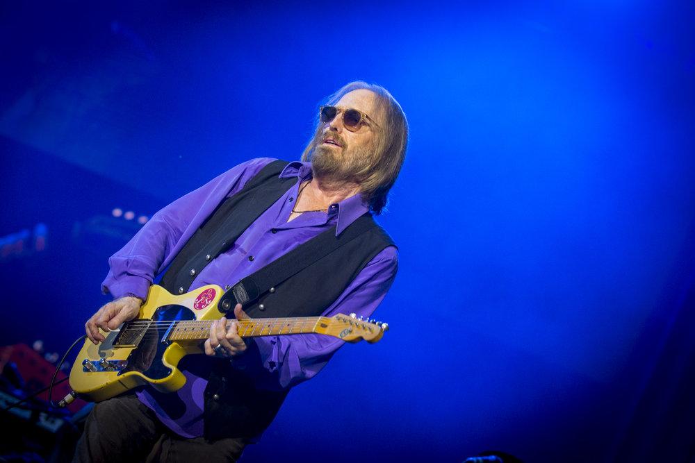 Tom Petty Photo: Mark Horton - courtesy of Ottawa Bluesfest