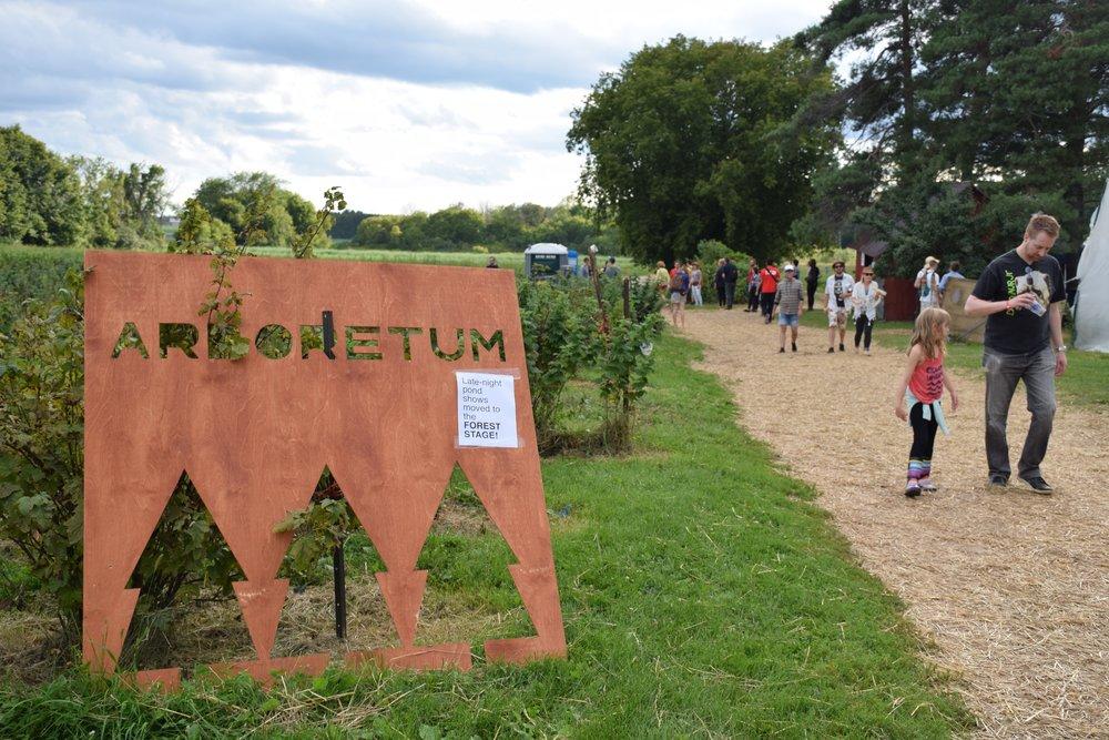 Arboretum Festival Photo: Jimmy Skyline