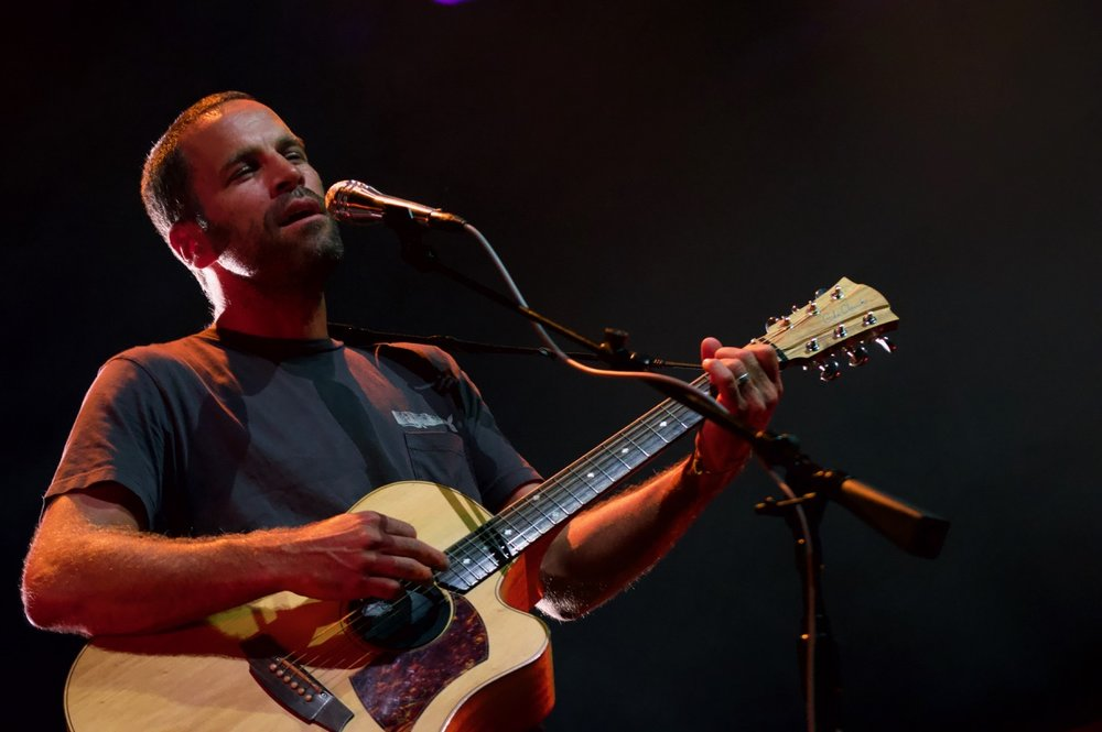 Jack Johnson at Ottawa CityFolk Festival, 2017-09-14 Photo: Mike Bouchard More Photos