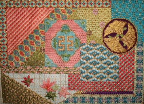 Patterns of the Orient Tony Minieri