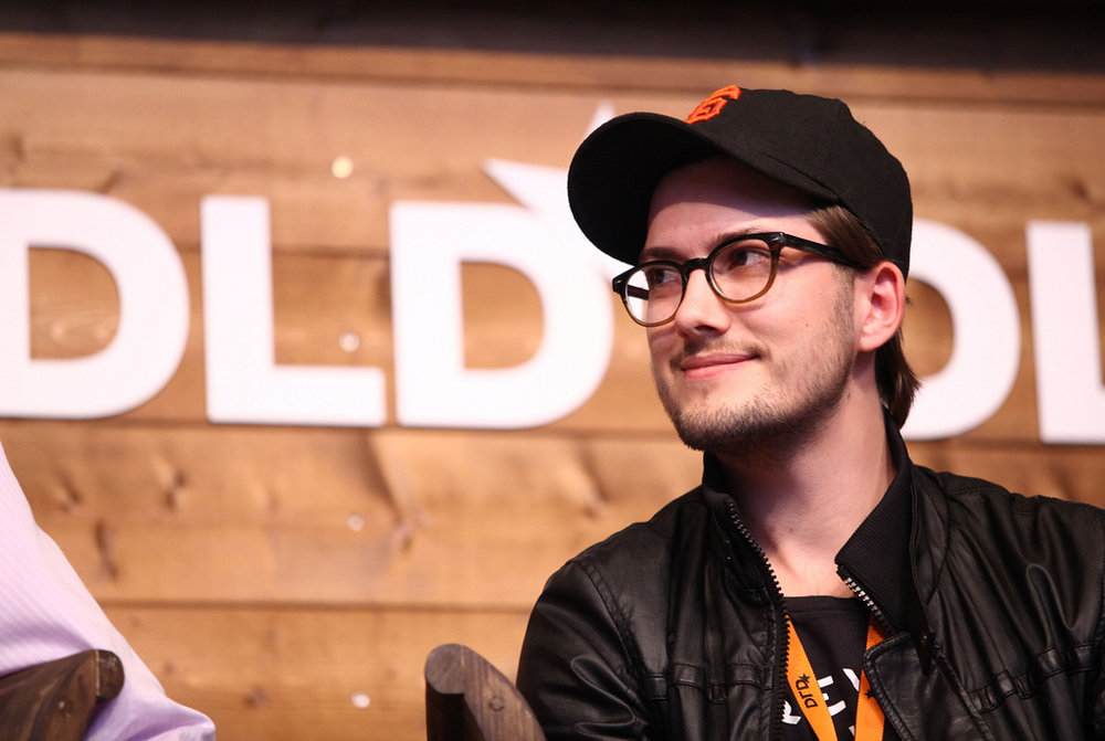 Above: SoundCloud Co-Founder & CEO Alexander Ljung. Source:  Vice