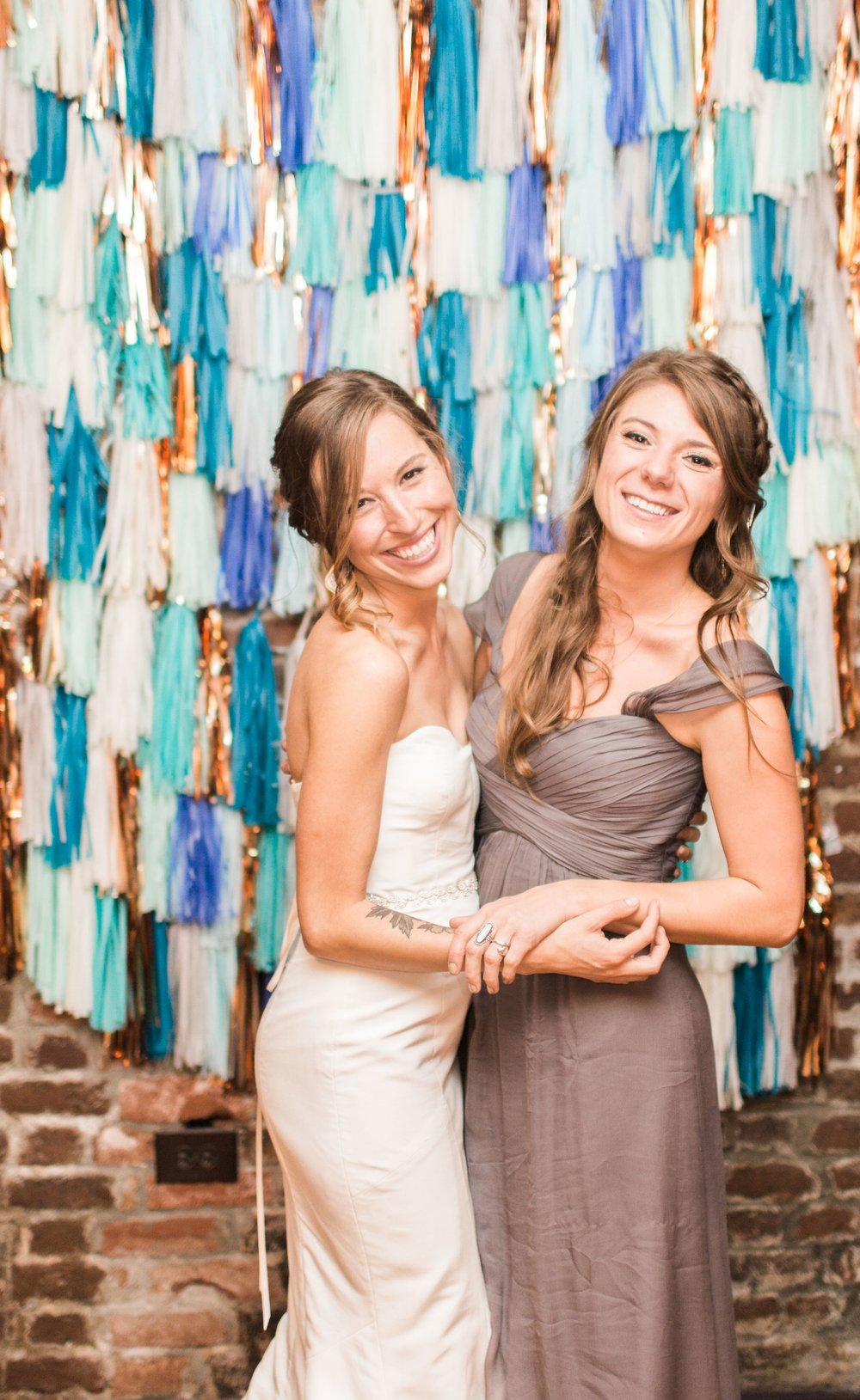 Cali Clarke and Charlee McMahon Fancy Face Studio Owners