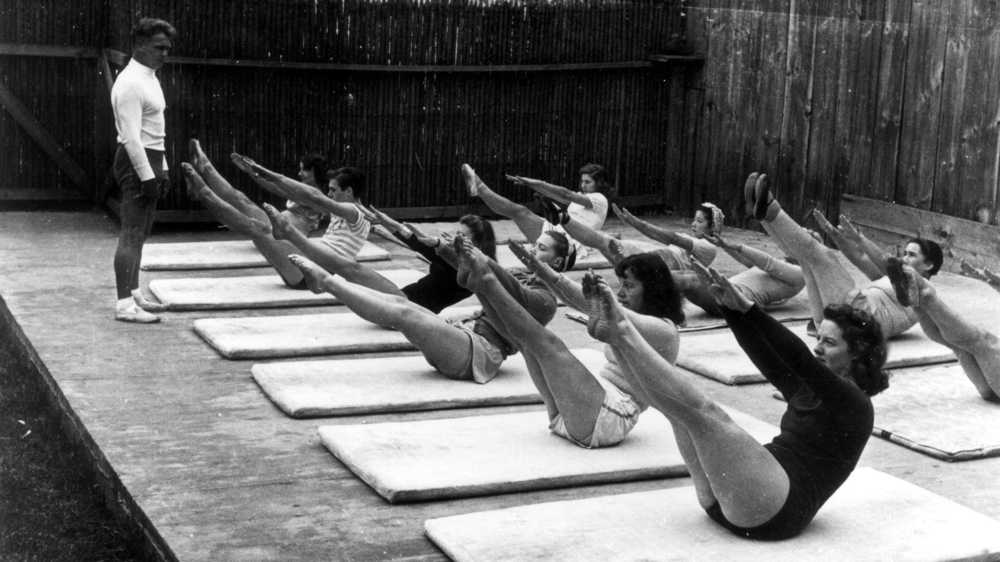 The Pilates Method From Joseph Pilates To Rhythm Pilates