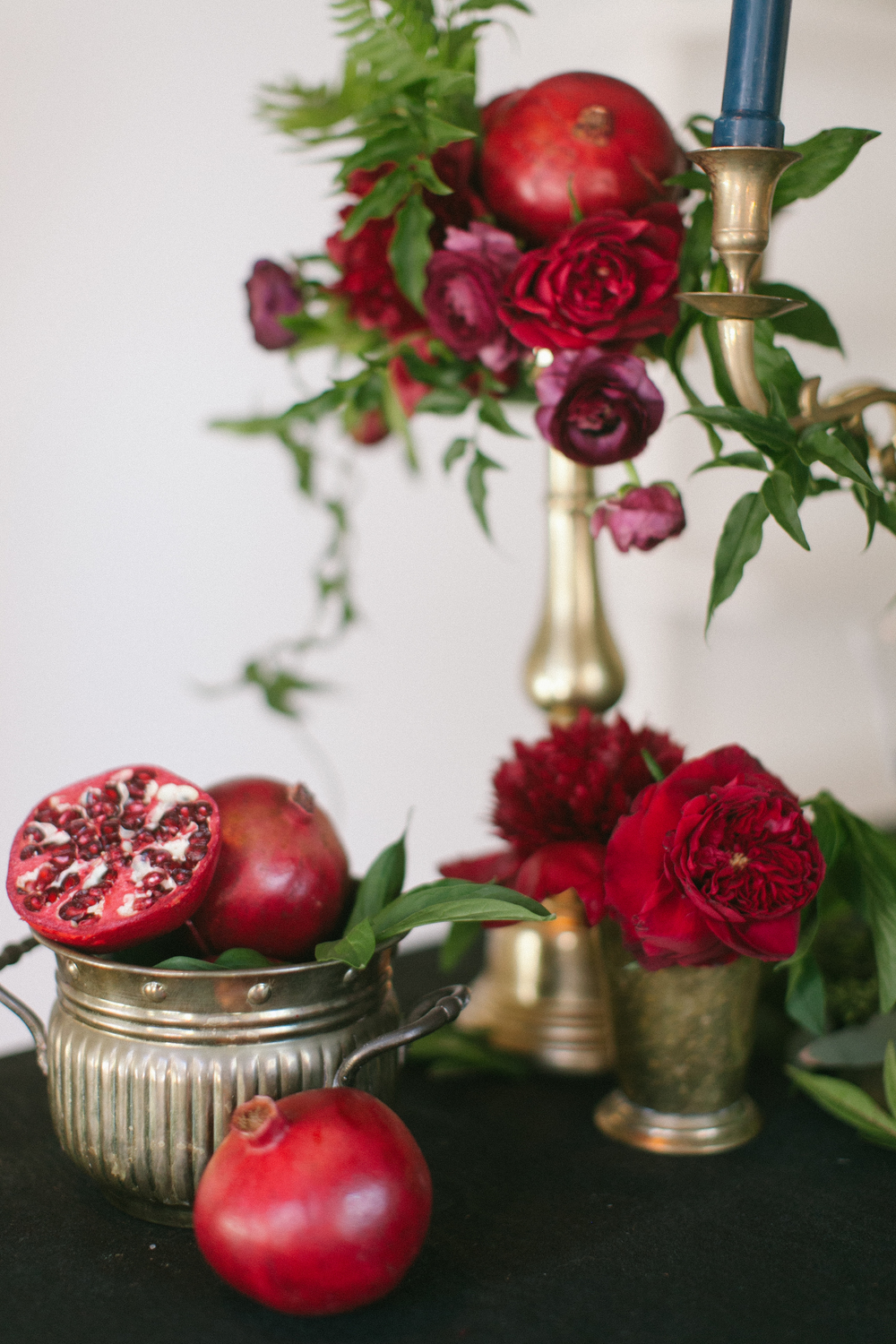 pomegranate table details