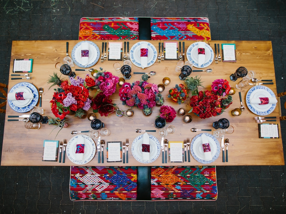 Southwestern Inspired Dinner Party