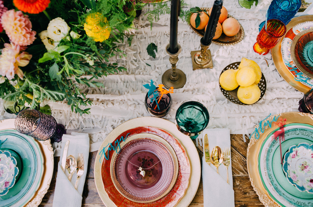 Bohemian Mexican Bridal Shower