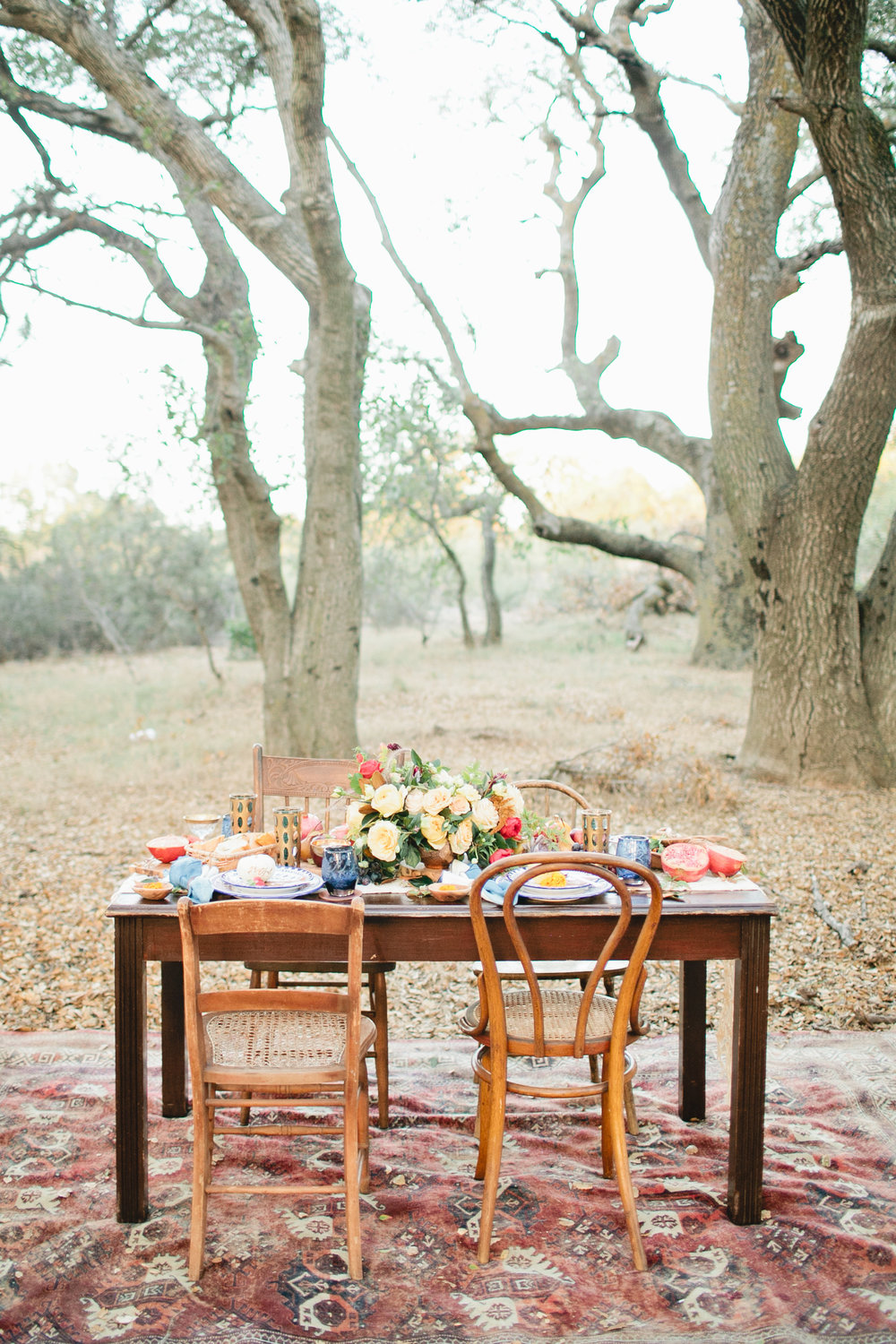 Fall dinner party inspiration