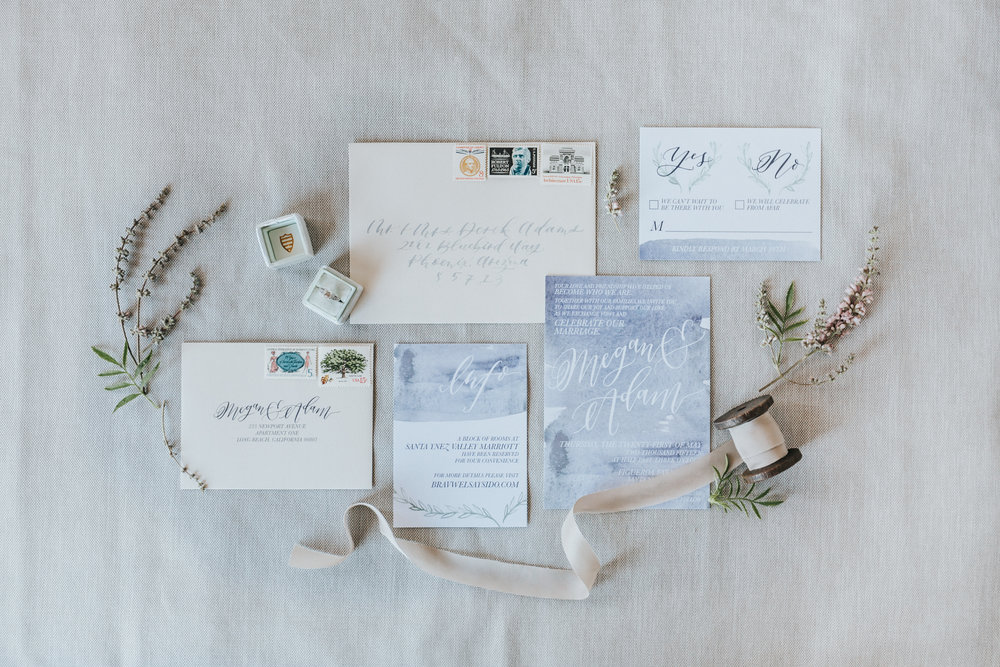 Megan + Adam: Outdoor Stone Meadow