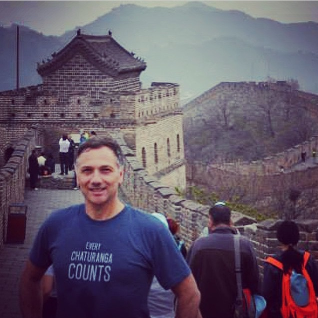 2. Ohm K Guy Paul - The Great Wall of China