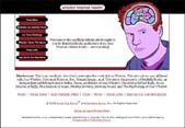 """The Psychology of Joss Whedon"" Website Design 