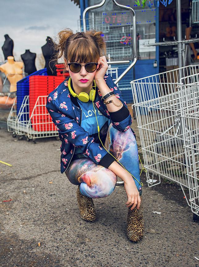 Jenovefa Bokova for ZOOT mag