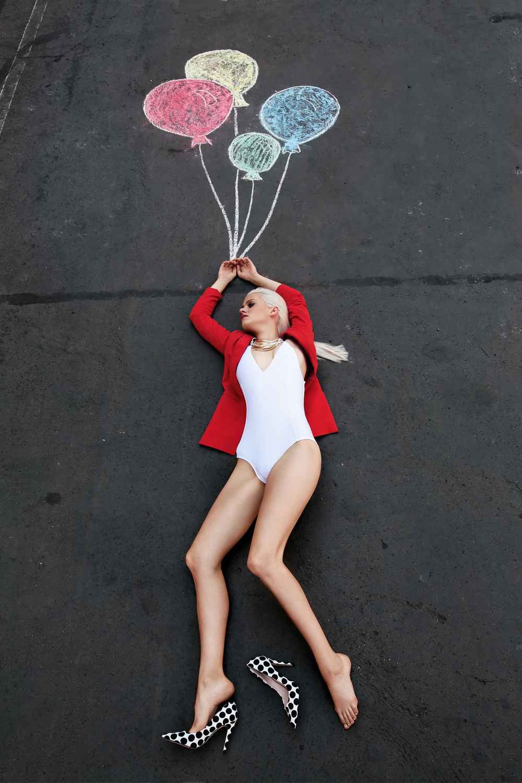 Terezie Kovalová for ZOOT mag