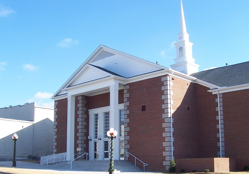 Worship Center, completed in 2006