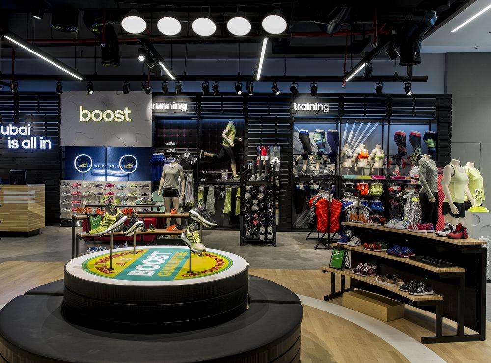 Adidas Store Mall of Emirates Dubai — Kartik Sury Photography 6385683ee8