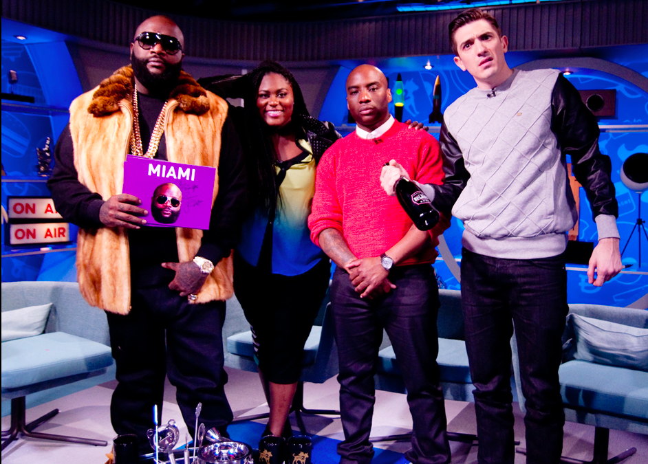 a8a87c8969be0 Charlamagne and Friends featuring Rick Ross