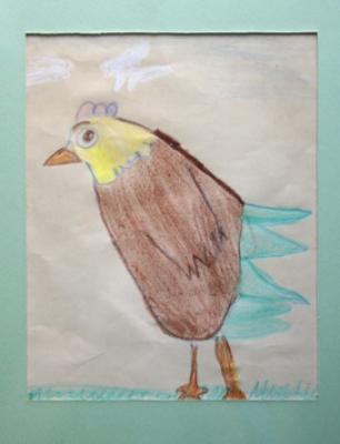 Kindergarten Rooster