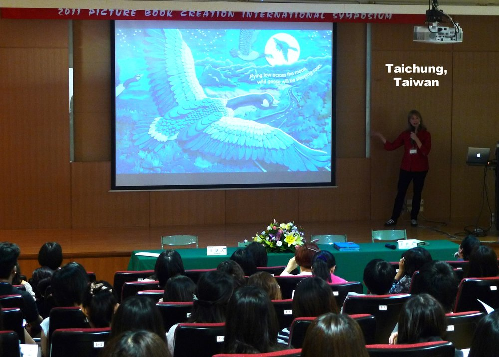 Taichung University, Taiwan