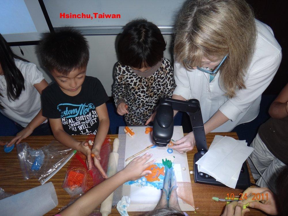 Pacific American School, Hsinchu, Taiwan