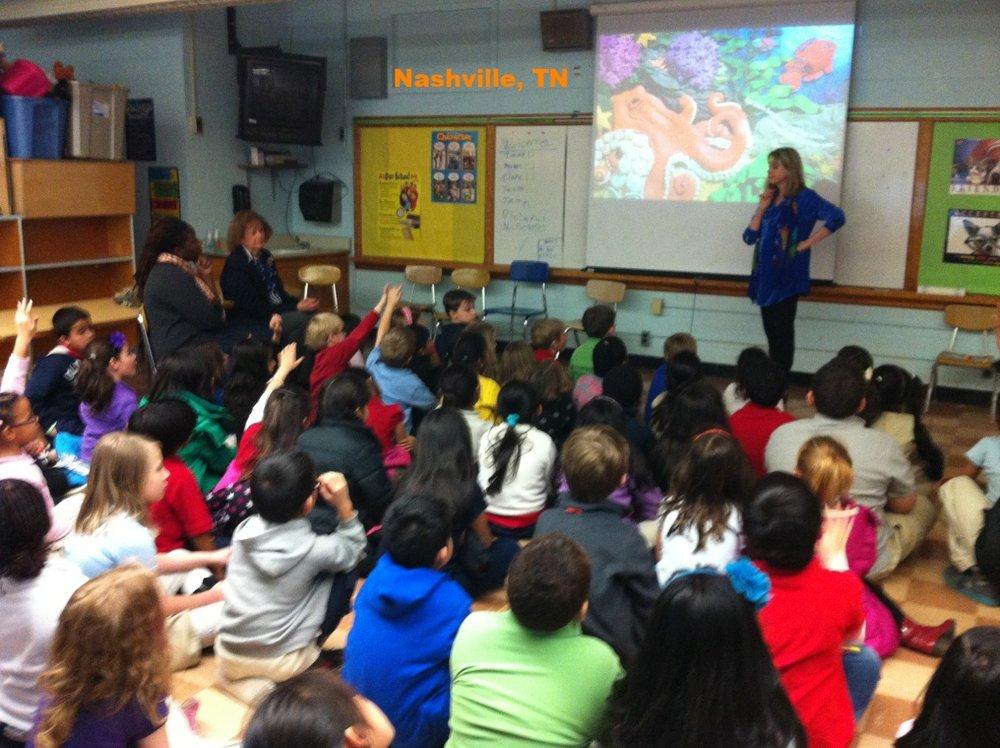 Granberry Elementary, Nashville, TN