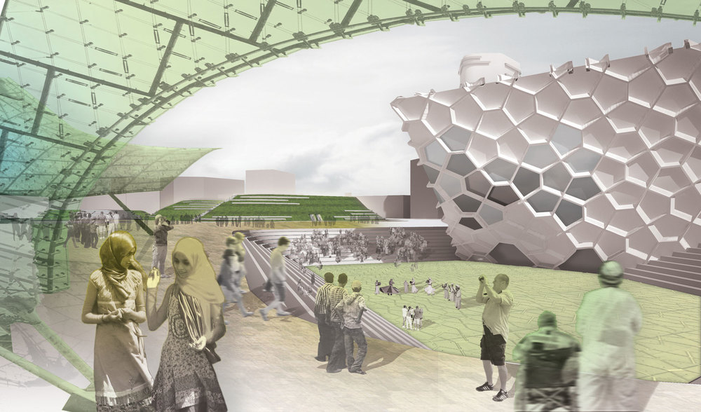Opera Square - Masterplan