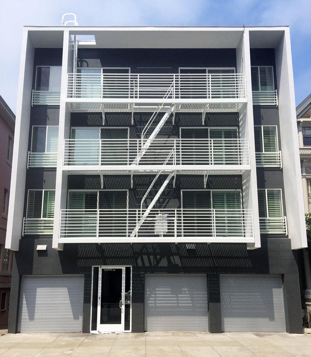Apartment Building - Renovation